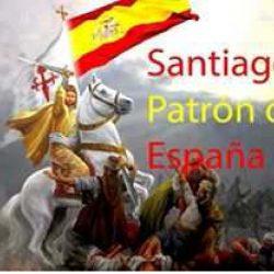 SANTIAGO Y LA CABALLERIA ESPAÑOLA EN EL CASINO DE MADRID