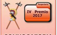 """Convocatoria IV Premio 2017 """"IN MEMORIAM DE MARÍA MANUELA (MANÉ) GONZALEZ-QUIROS"""""""