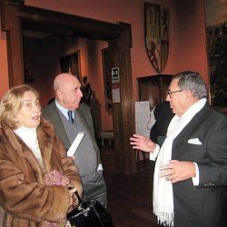 """AEME visita """"EL GALEON DE MANILA"""" en el Museo Naval"""