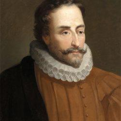 24 de febrero. Conferencia: La vida militar de Miguel de Cervantes