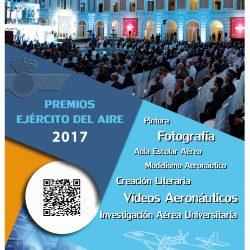 XXXIX EDICION PREMIOS EJERCITO DEL AIRE 2017