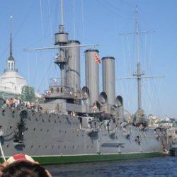 """27 de marzo. RLNA. Conferencia: """"El Crucero AURORA, protagonista de la revolución de Rusia de 1917"""""""