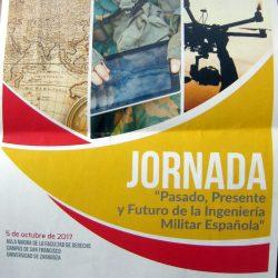 """DOSSIER SOBRE LA JORNADA """"PASADO, PRESENTE Y FUTURO DE LA INGENIERÍA MILITAR ESPAÑOLA"""