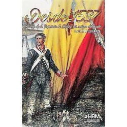 """26 de octubre. Librería Lé. Presentación del libro """"DESDE 1537"""""""