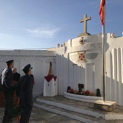 Las Fuerzas Armadas rinden homenaje a aquellos que dieron sus vidas por España