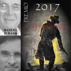 24 de noviembre. Centro Riojano. Premio AKRÓN de Novela Negra 2017