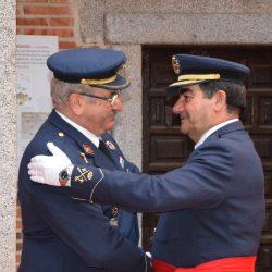 El coronel Fonseca toma posesión como nuevo director del Archivo Histórico
