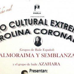 25 de noviembre. Homenaje al poeta y escritor RODRIGUEZ BÚRDALO