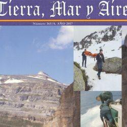 Nuestros asociados escriben en  la Revista Tierra, Mar y Aire.