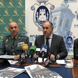 EXPOSICIÓN ITINERANTE DE LA GUARDIA CIVIL. LA GUARDIA CIVIL FRENTE AL TERRORISMO