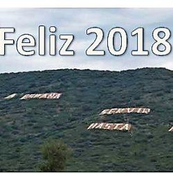 AME DESEA FELIZ AÑO NUEVO 2018