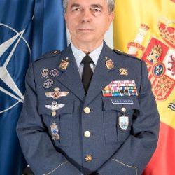 El Teniente General del E.A. Garcia Servert nombrado profesor Honorifico del CESEDEN