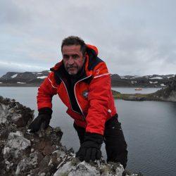 El Capitán de Fragata Montojo Salazar muere en Livistone, en  Antártida