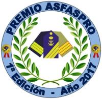 La primera edición del PREMIO ASFASPRO recae en  nuestro asociado el General de Brigada,r, de Infantería FERNANDEZ MALDONADO