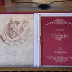 La Gaceta publica este interesante articulo  sobre nuestro Asociado de Honor: Miguel de Cervantes Saavedra, el manco de Lepanto
