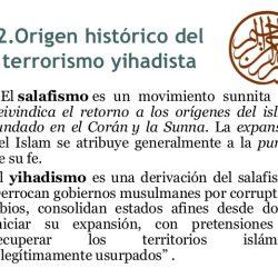 Nueva serie de articulos  en TRIBUNA MILITAR de La Gaceta bajo el titulo: SALAFISMO YIHADISTA