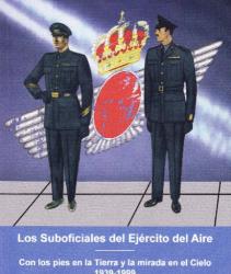 Un asociado publica el libro: LOS SUBOFICIALES DEL EJERCITO DEL AIRE