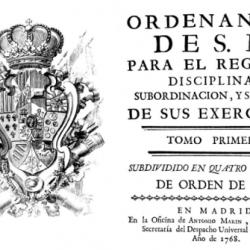"""28 de mayo. AEME. Conferencia """"El 250 Aniversario de las Ordenanzas de Carlos III""""."""