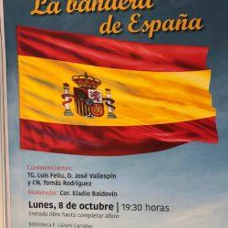 """AEME en colaboración con el Ayuntamiento de Villanueva de la Cañada celebra una Mesa redonda sobre """"La Bandera"""""""