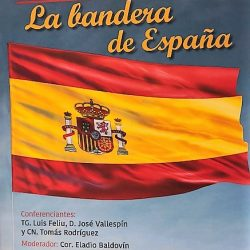 AEME organiza una Mesa Redonda sobre la Bandera de España, en Villanueva de la Cañada.
