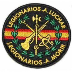 D.E.P. Coronel Legionario Moya Ruiz