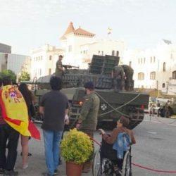 Quince actos y tres homenajes a los caidos en Cataluña por el Día de las Fuerzas Armadas.