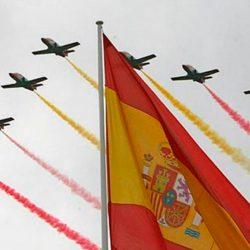 1 de junio. SEVILLA. Dia de las Fuerzas Armadas.