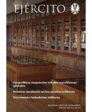 """Ha salido el numero 937 de la revista EJERCITO, con el Documento """"Tratadistas Militares"""" colaboración de AEME."""