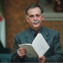 """Un asociado de AEME ganador del XXXV Premio """"Juan Bernier de poesía"""", concedido por el Ateneo de Cordoba."""