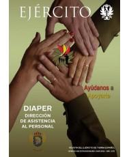 Ha salido el numero extraordinario 939 de la revista EJERCITO
