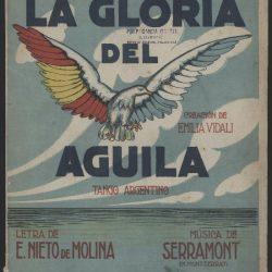"""""""La Gloria del Aguila"""". Tango homenaje a la Madre Patria y al vuelo del Plus Ultra."""