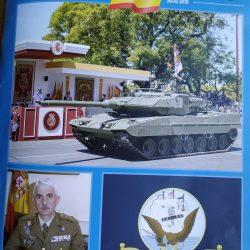 Ha salido un nuevo numero de la revista MILITARES de la Asociación de Militares Españoles